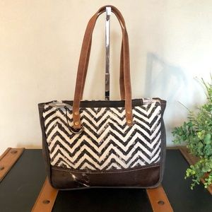 Handbags - Myra Bag Blaze Upcycled Purse Handbag NWT